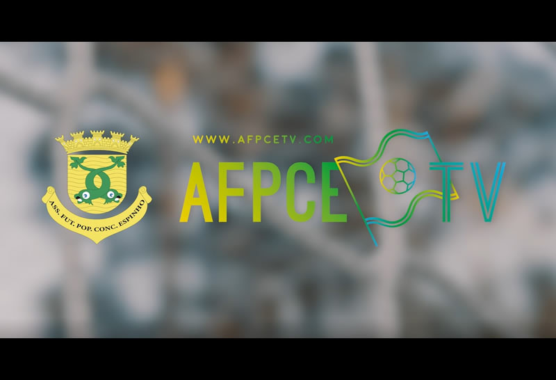 Novo site AFPCE TV